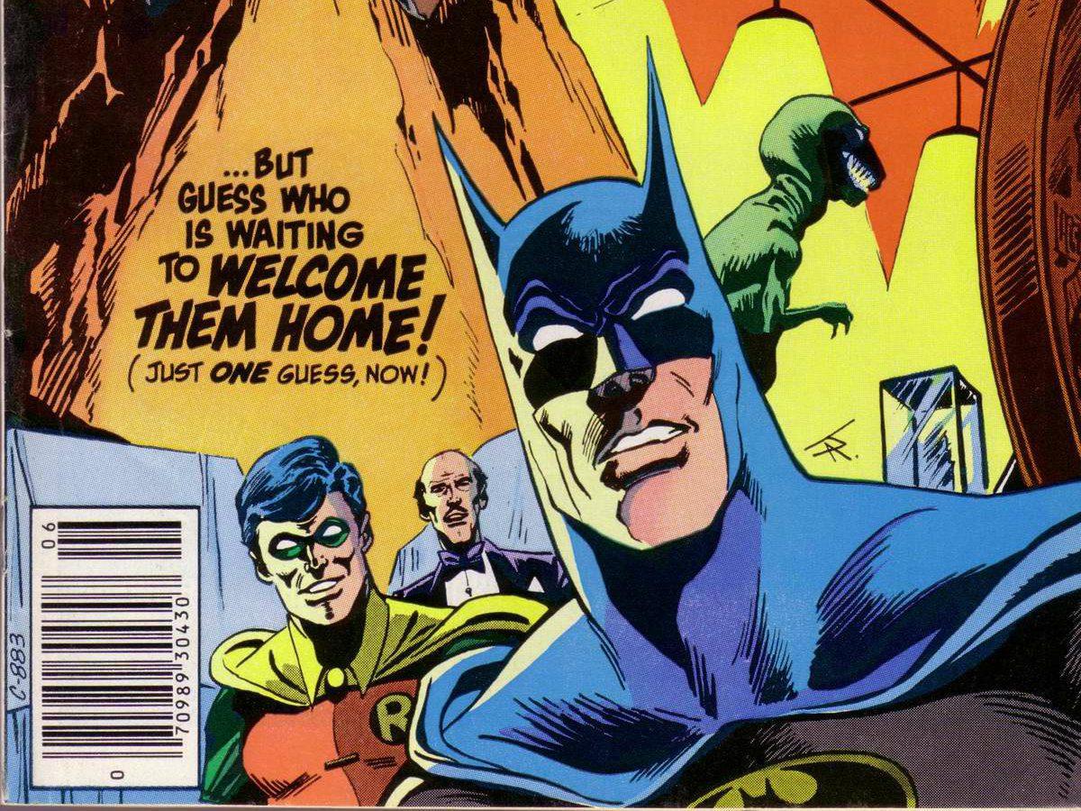 Batman Shadow Play