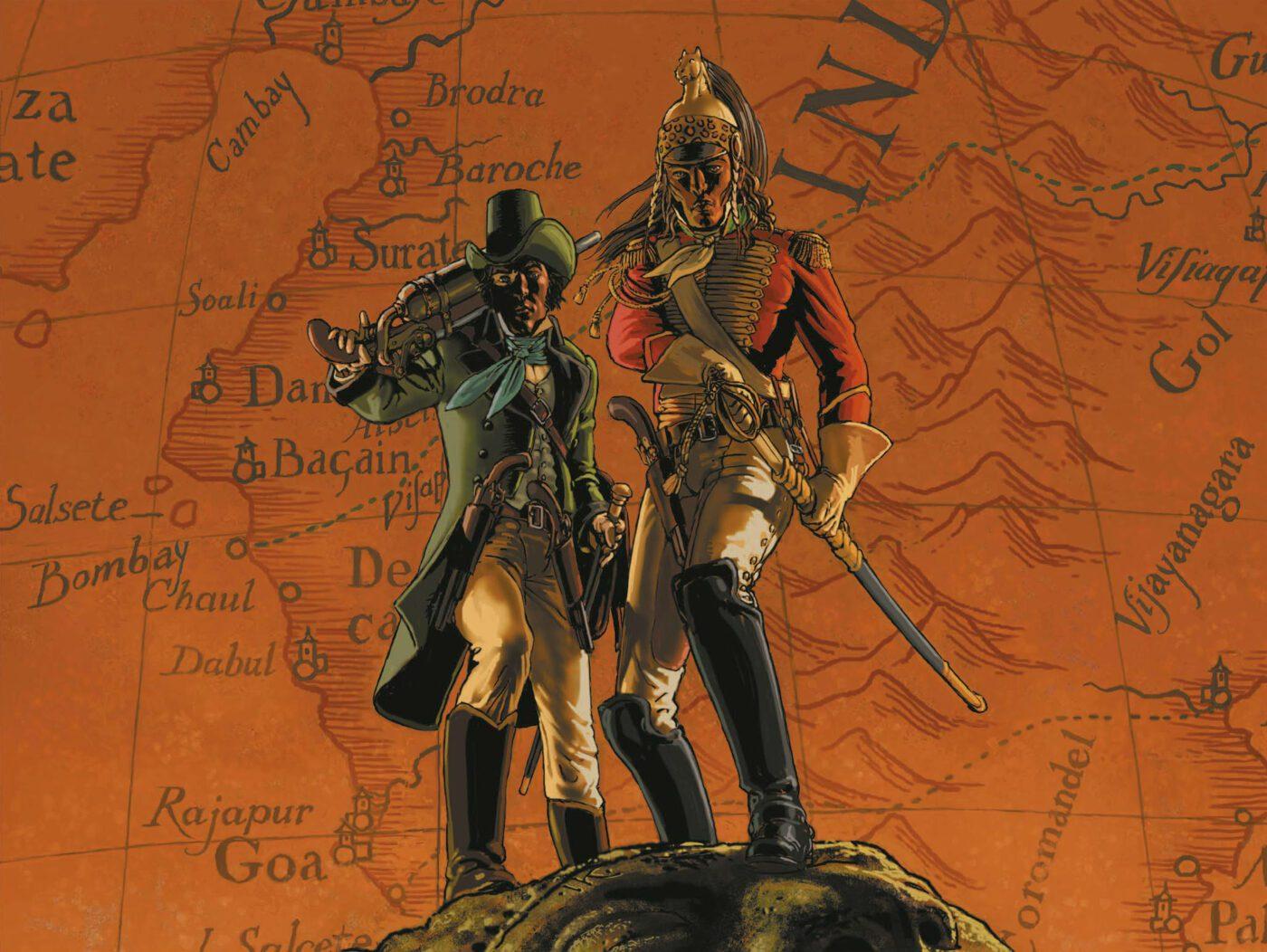 Imperio. Igor Kordey y Jean-Pierre Pécau