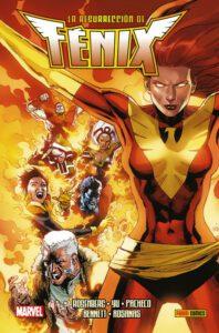 La Resurrección de Fénix - 100% Marvel HC, 192 páginas, Panini Comics, 2018
