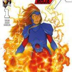 Patrulla X: Roja 1 - Grapa 44 pags. Panini Comics 2018