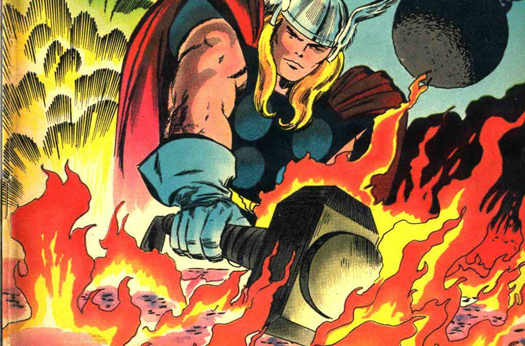 Reseña Thor En mis manos…¡Este martillo!