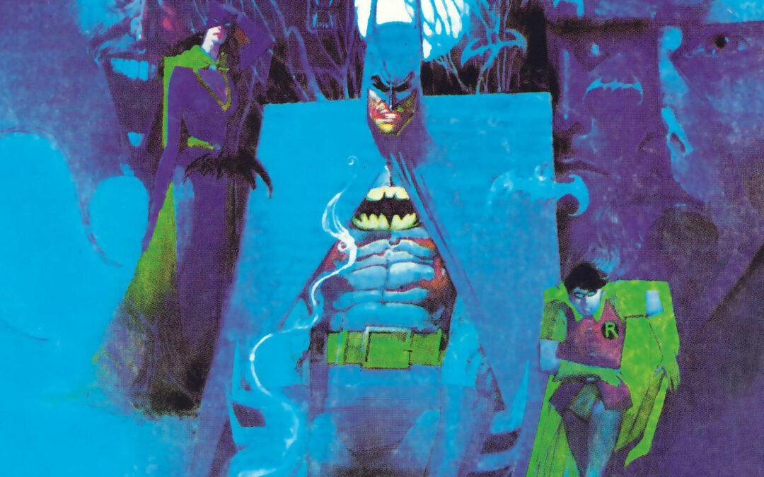 Reseña Batman 400