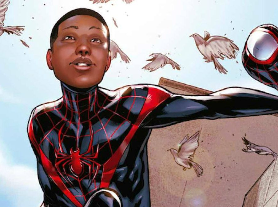 Ultimate Integral. Miles Morales: Spider-Man 1