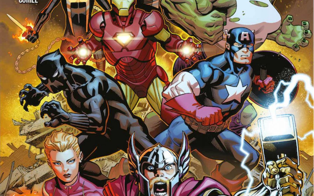 Reseña Los Vengadores # 100 Panini