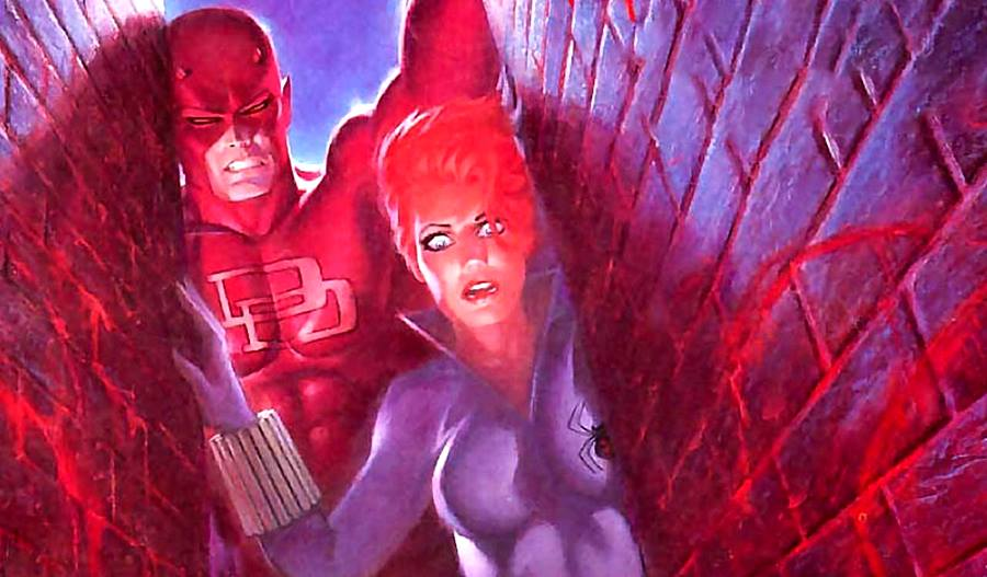 Reseña Daredevil  Black Widow: Matadero
