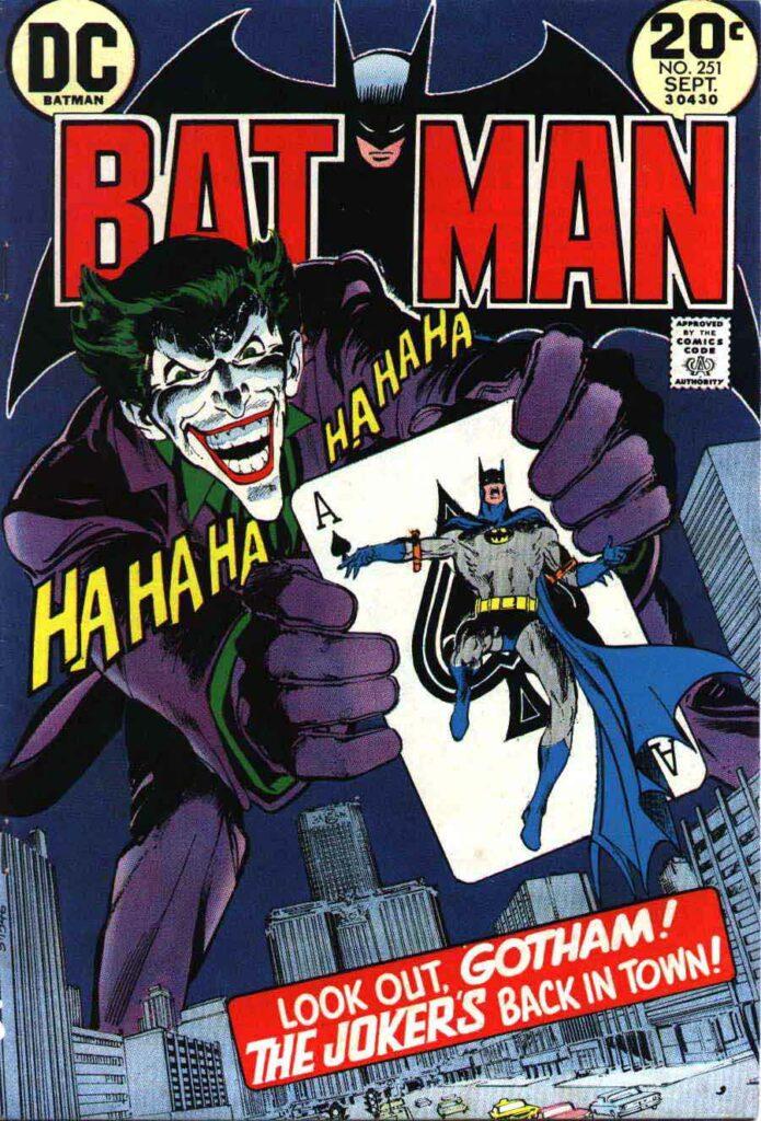 Batman Guia de Lectura