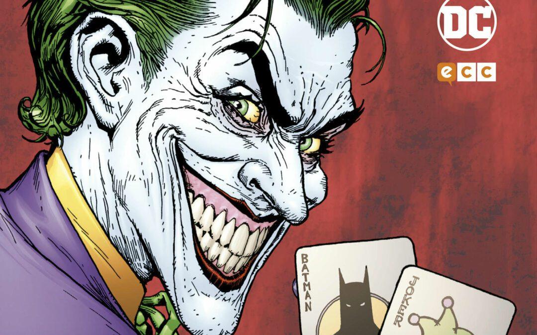 Reseña Batman El hombre que rie