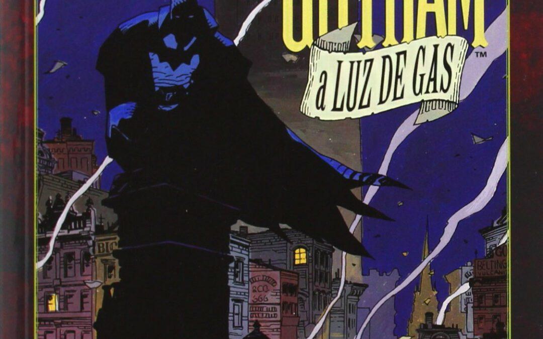Reseña Gotham A Luz de Gas