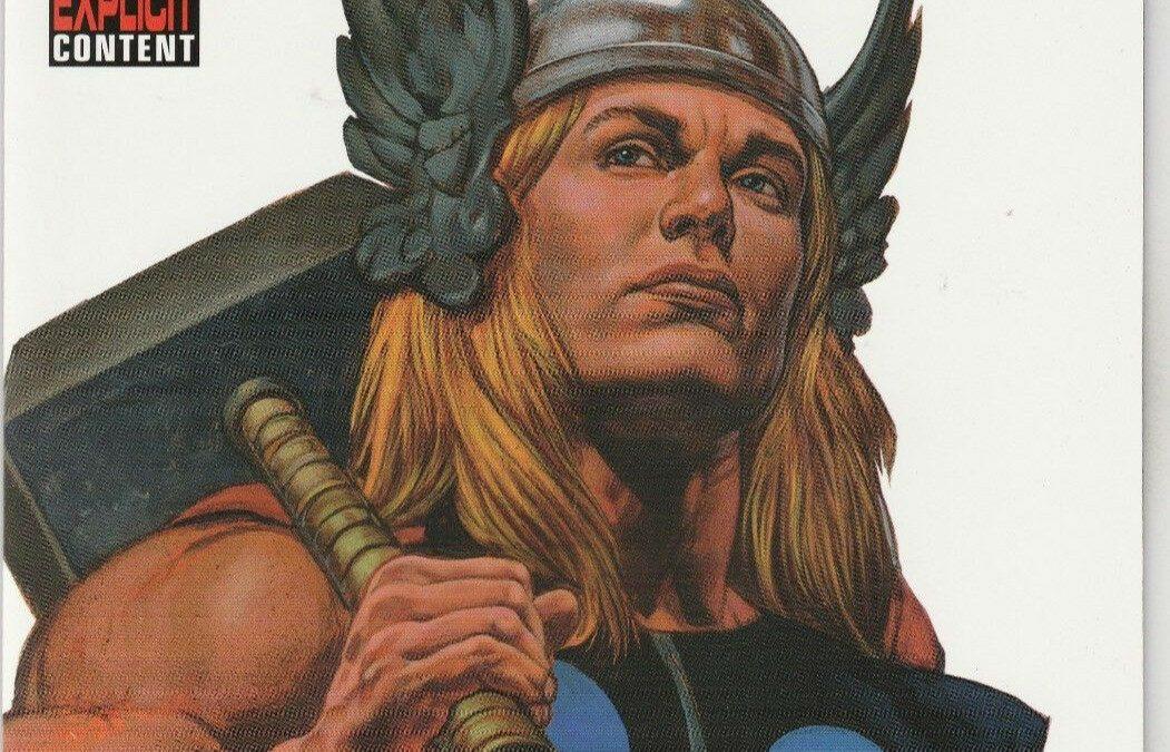 Reseña Thor: Vikingos