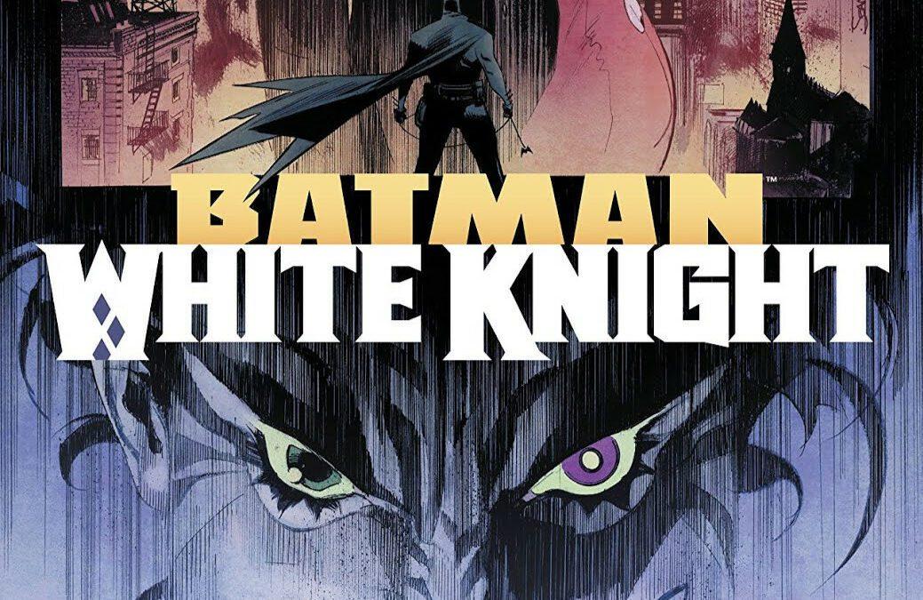Reseña Batman Caballero Blanco