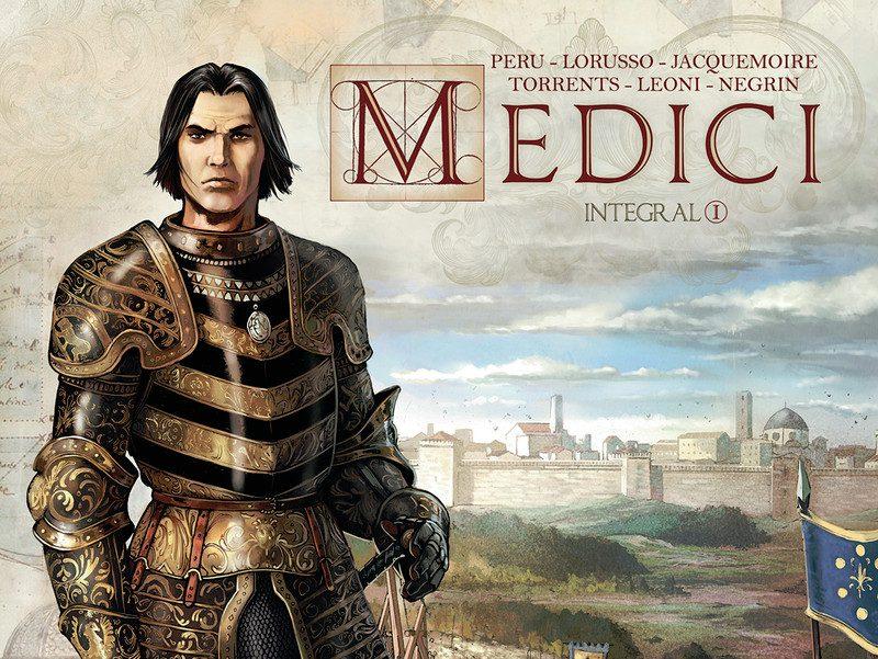 Reseña Medici integral 1