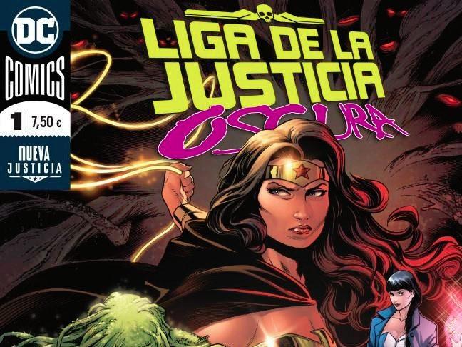 Reseña Liga de la Justicia Oscura