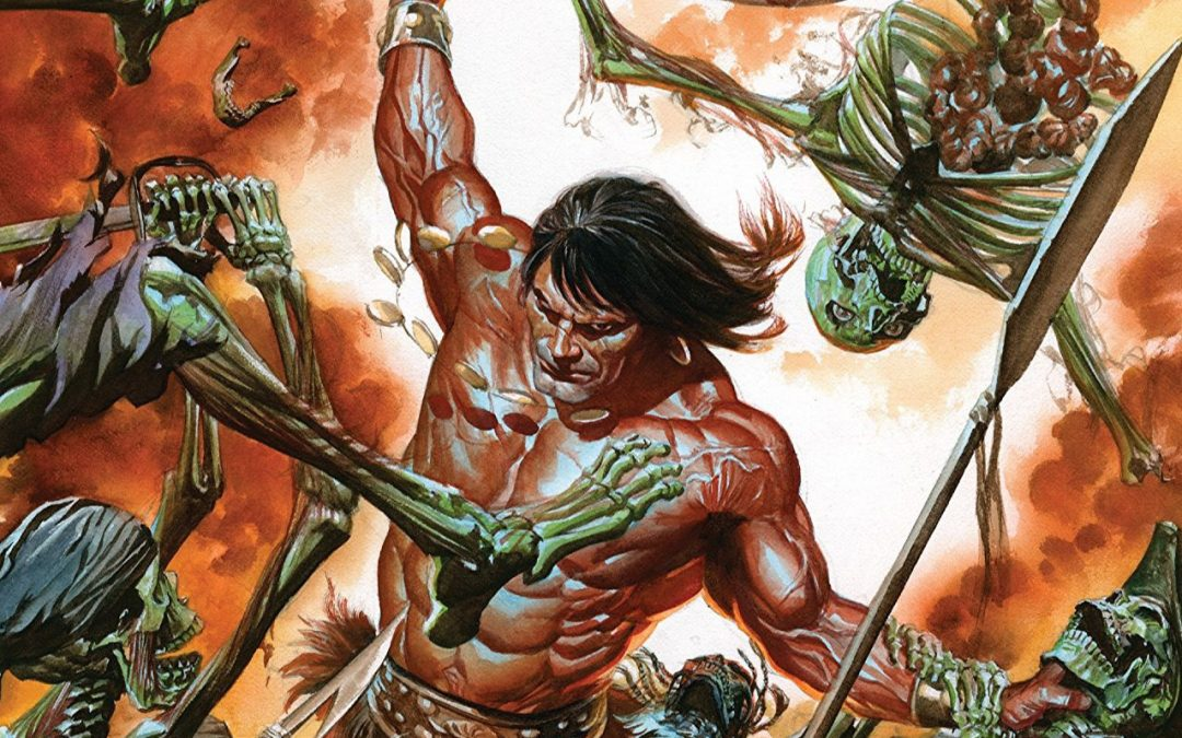 Reseña Savage Sword of Conan # 1