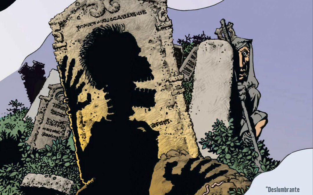 Reseña Sombras en la tumba. Richard Corben