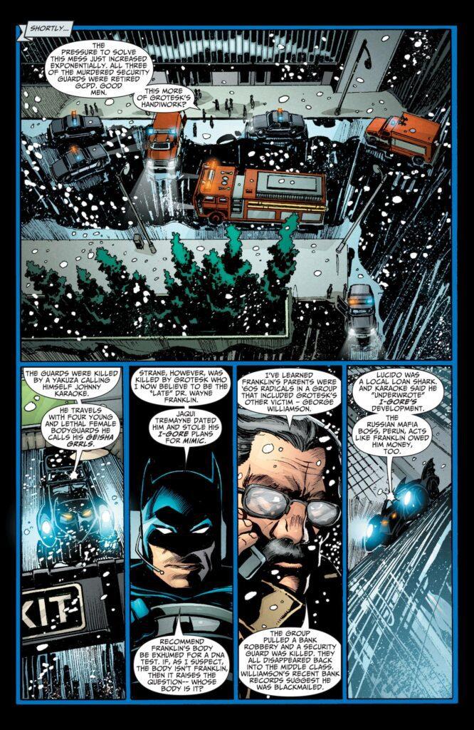 Batman Grotesk Ecc