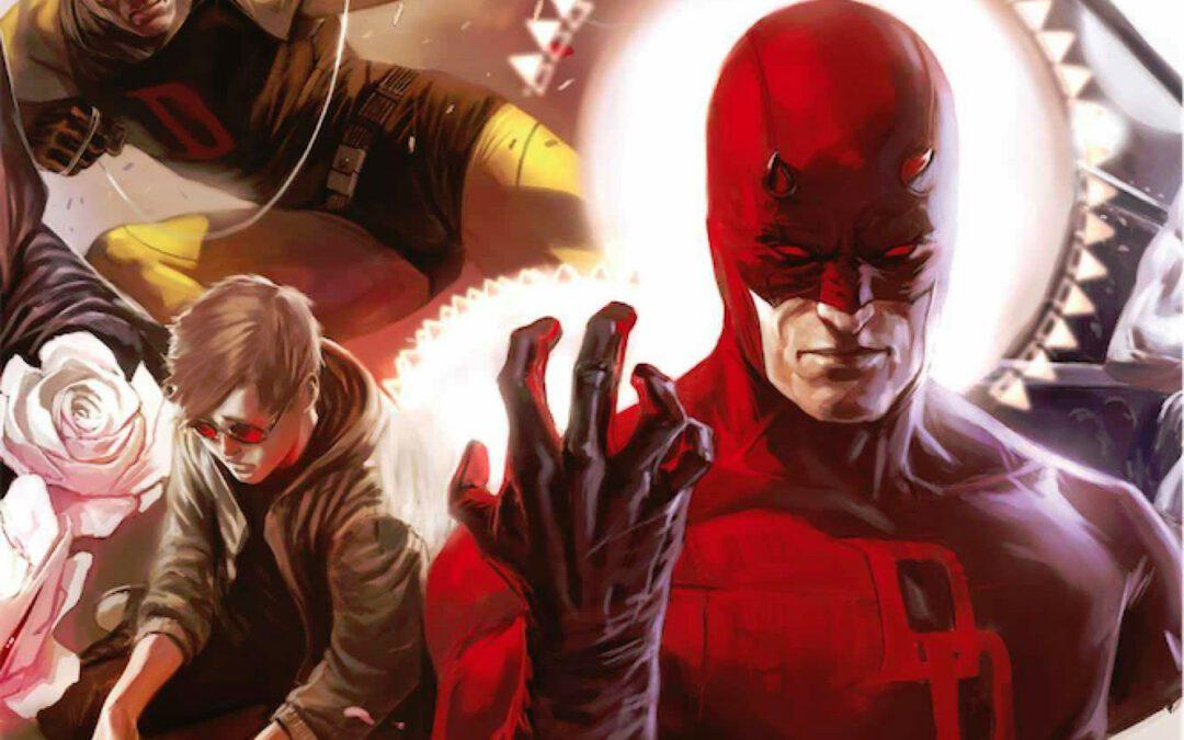 Reseña Marvel Saga. Daredevil 21.