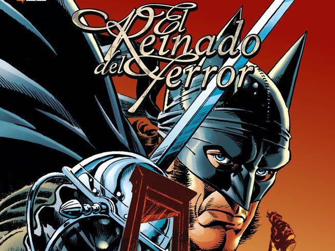 Reseña Batman. El reinado del terror