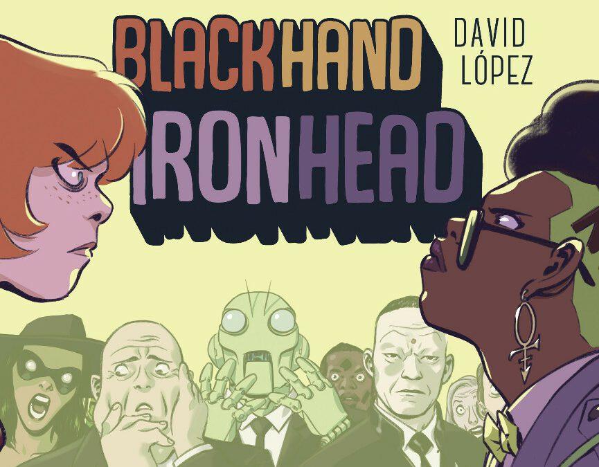 Reseña Blackhand Ironhead