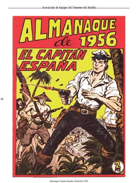 El Capitán España