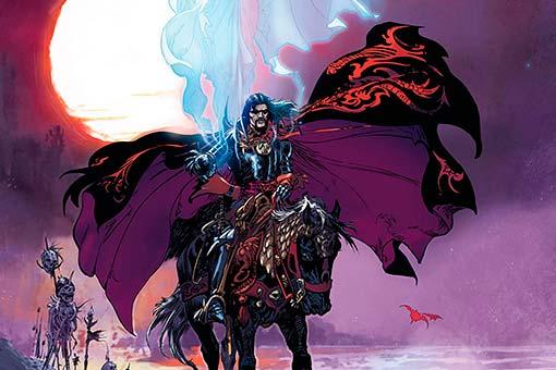 Reseña Vlad Drácula de Thomas y Maroto