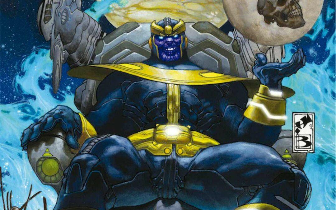 Reseña. Thanos: Origen
