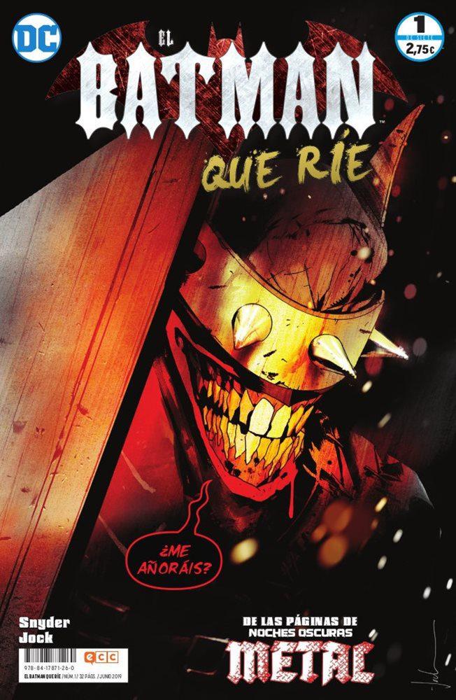 El Batman que rie Ecc