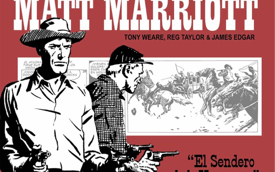 Matt Marriott El Sendero de la Venganza