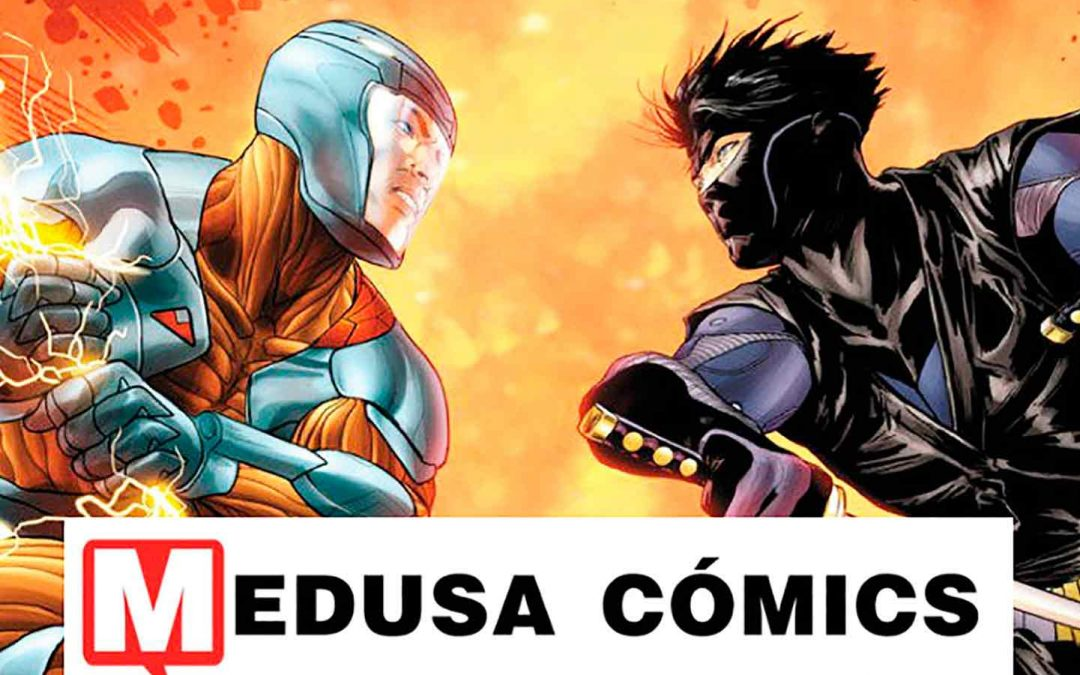 Novedades Medusa Comic Junio