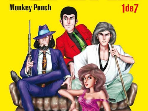 Lupin III de Monkey Punch