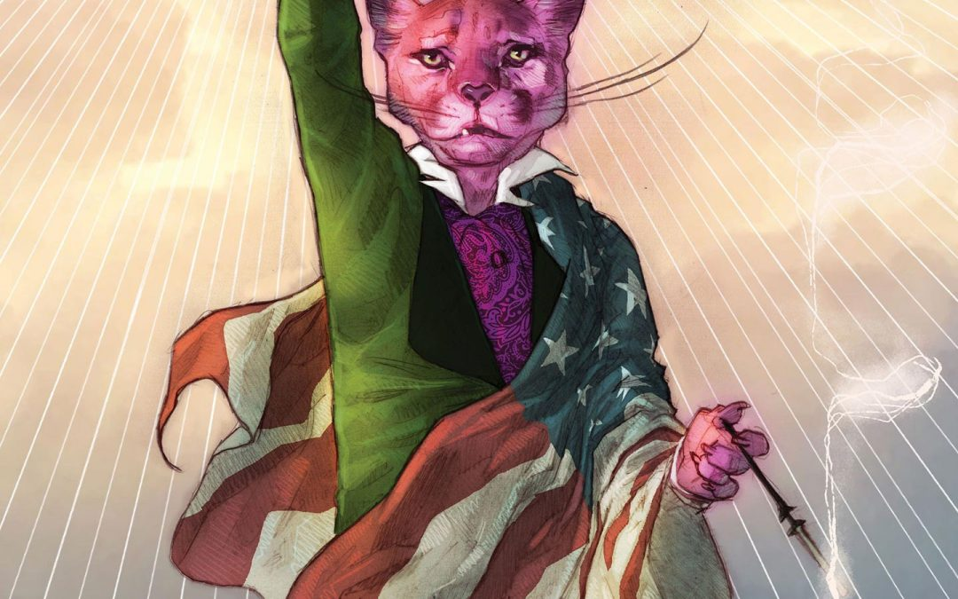 Exit Stagge Left :  The Snagglepuss Chronicles