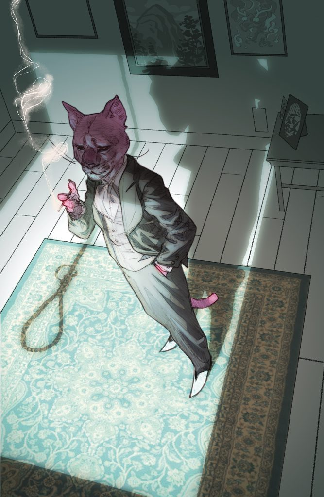 The Snagglepuss Chronicles
