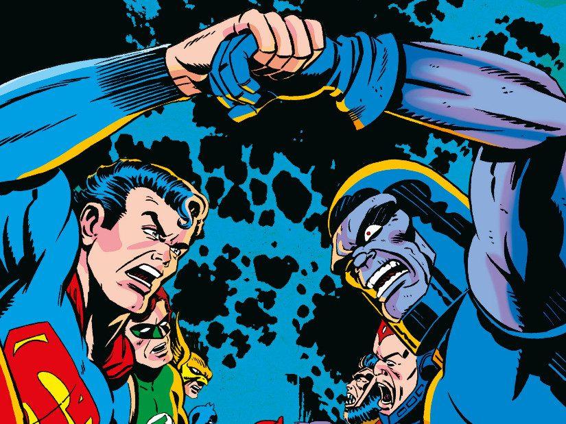 Reseña Superpoderes de Jack Kirby