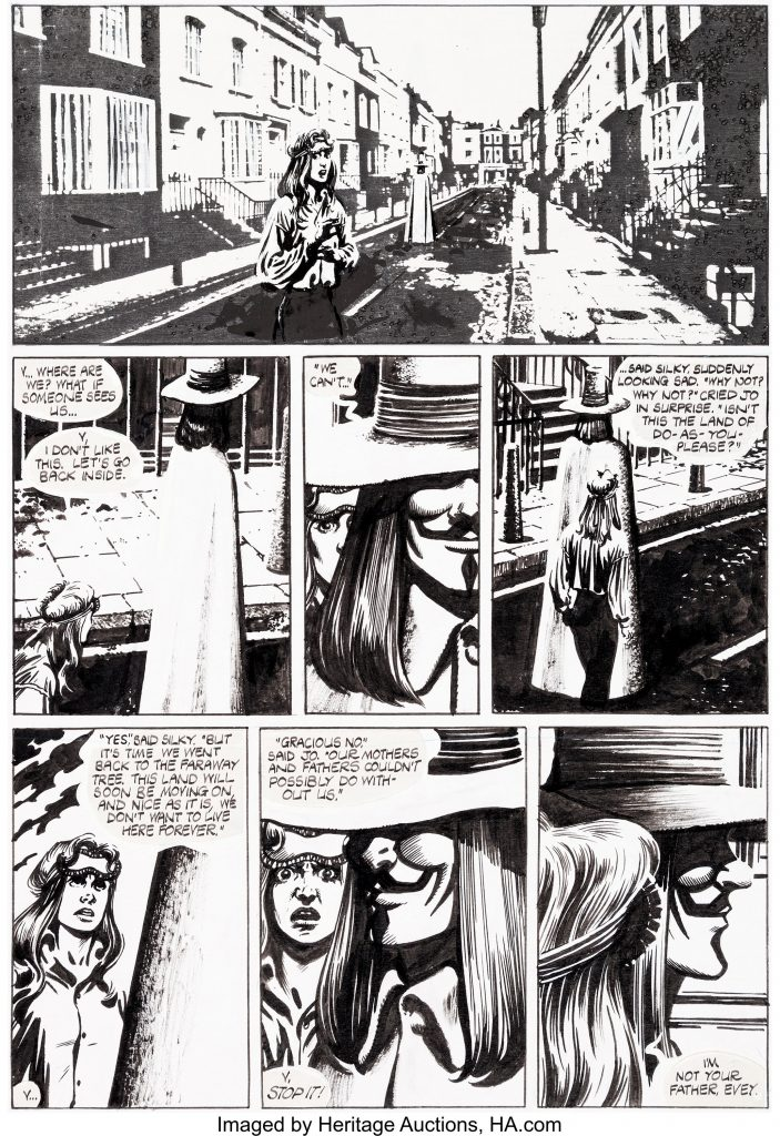 V de Vendetta Moore Lloyd