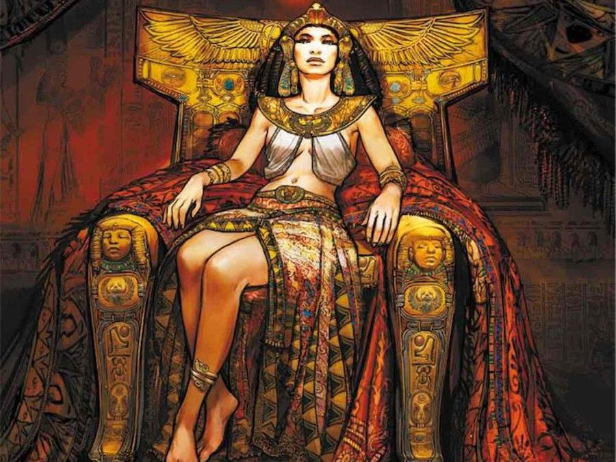 Reseña Cleopatra