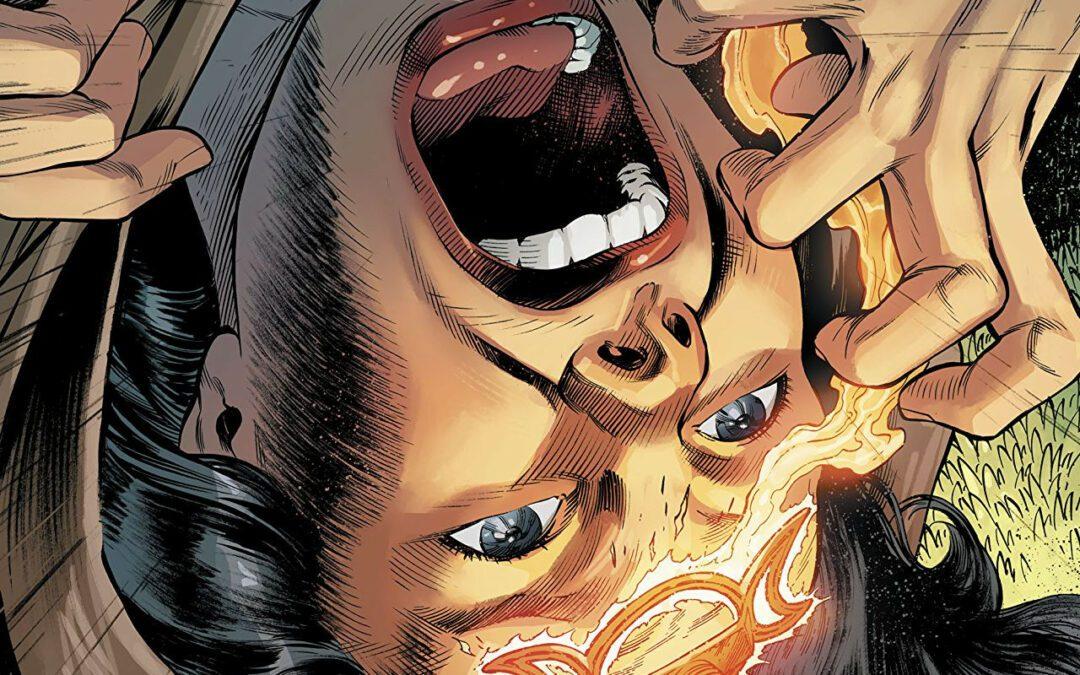 Reseña Wonder Woman/ Liga de la Justicia Oscura: La Hora Bruja