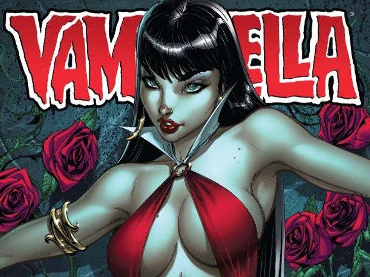 Vampirella: Corona de gusanos