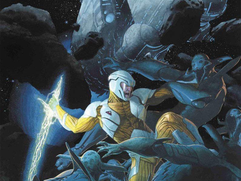 Reseña X-O Manowar Edición de lujo 1