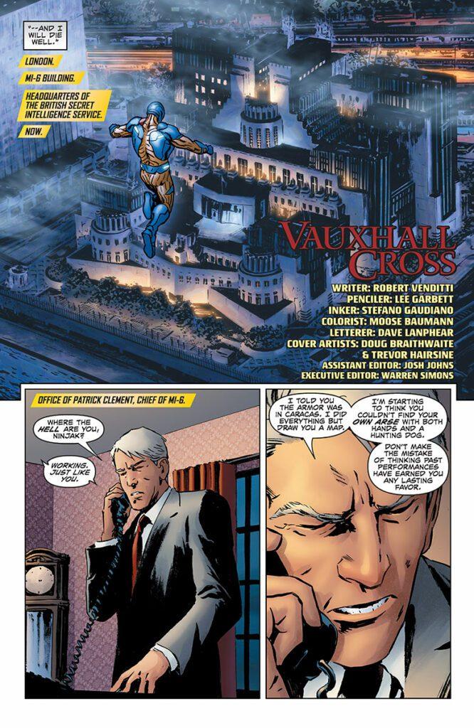 X-O Manowar Valiant