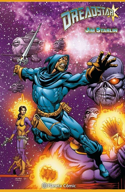 Dreadstar Jim Starlin