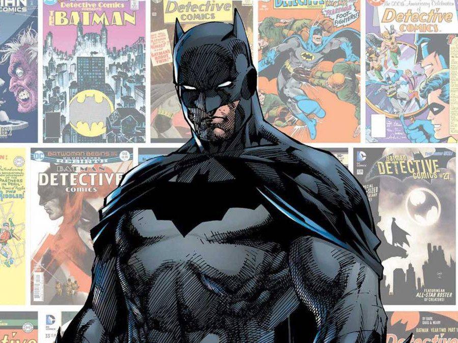 Detective Comics. 80 años de Batman