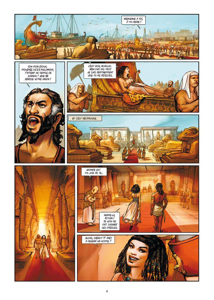 Cleopatra Yermo.