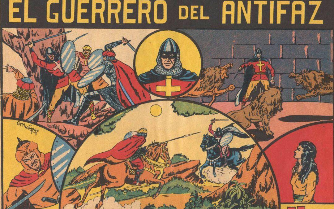 El Guerrero del Antifaz. 75º aniversario