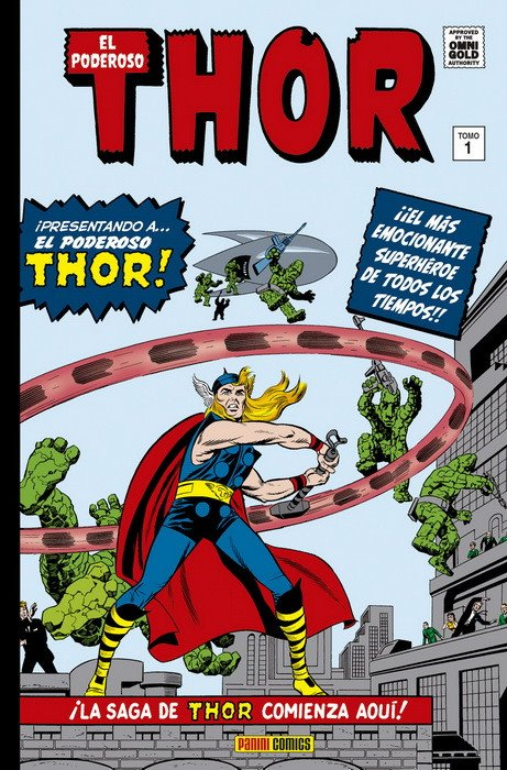 Thor Omnigold 1