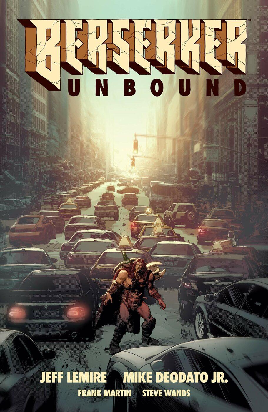 Berserker Unbound Portada