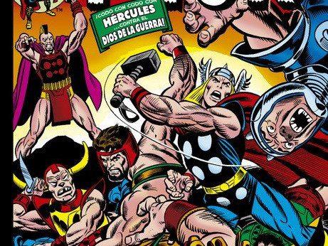 El Poderoso Thor.La batalla a las puertas del infierno.
