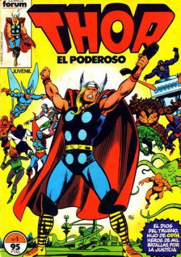 Thor el poderoso . Forum