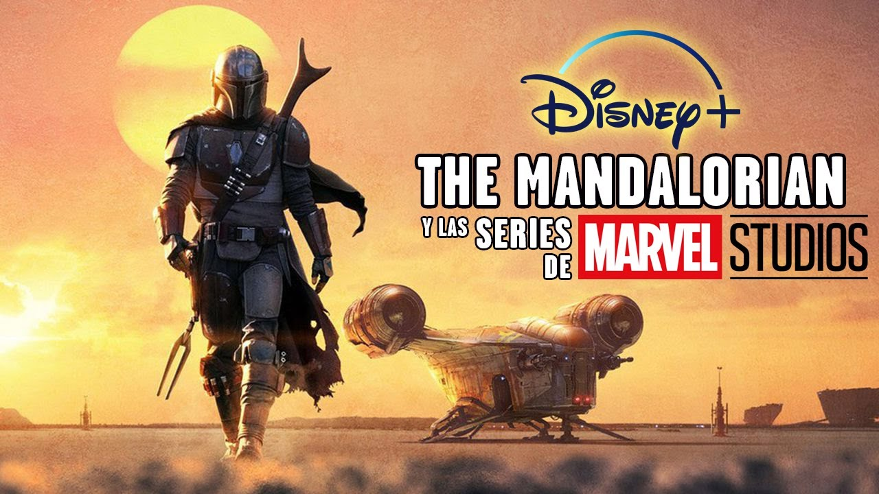 The Mandalorian y las series de Marvel Studios