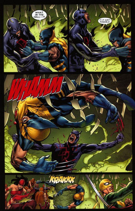 Marvel Saga Daredevil: Tierra de sombras