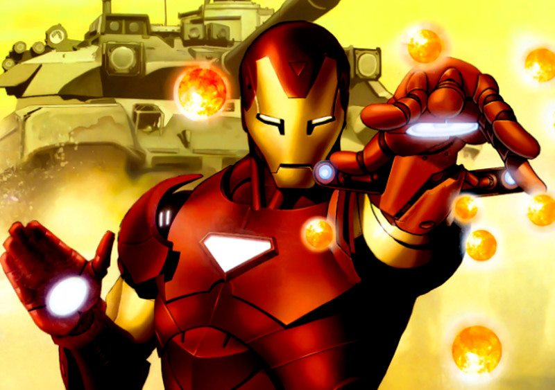 El Invencible Iron Man: Las Cinco Pesadillas