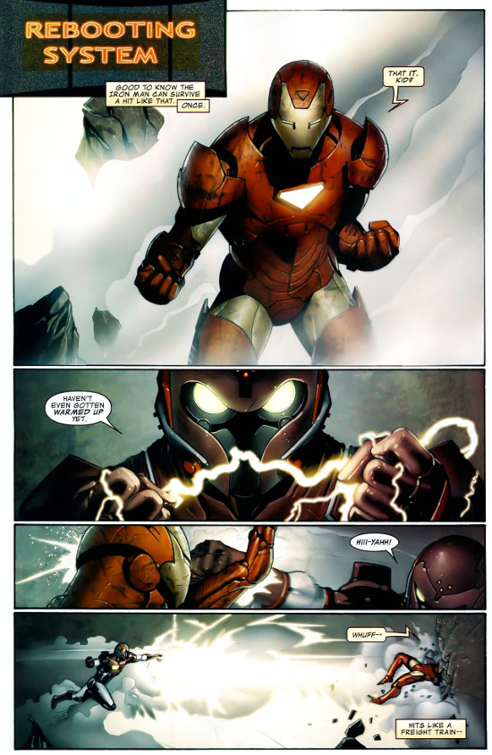 El Invencible Iron Man: Las Cinco Pesadillas